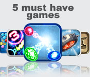 5 must have iPhone/iPad game