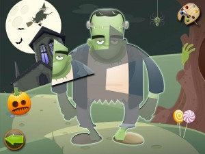 Halloween Jigsaw Puzzle для iPad