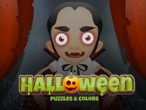 Halloween Jigsaw Puzzle для iphone