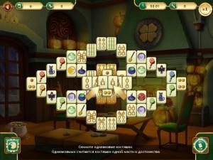 Игра Halloween Majhong для iPad