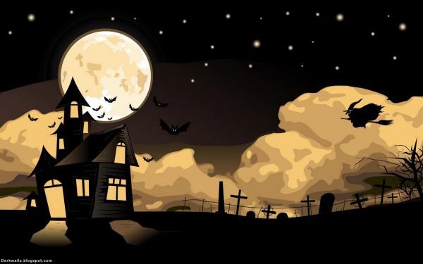 Wallpaper для Хеллоуина