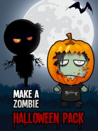 Игра Make a Zombie для iphone / ipad
