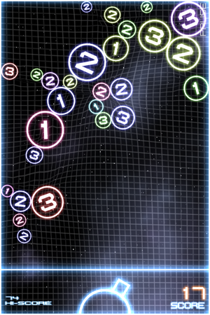 Orbital - addictive ios game