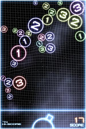 Orbital - addictive ios game