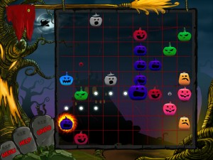 Игра Pumpkin Lines для iPad / iphone