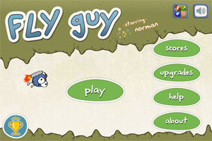Fly Guy - игра для iPhone