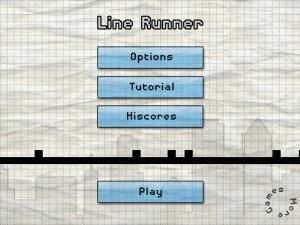Игра Line Runner для iPad