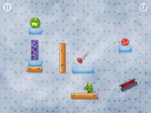уровни игры Lost Head для iOS