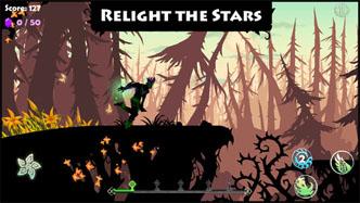 Скриншоты игры Totem Runner для iOS
