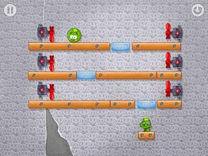 уровни игры Lost Head для iPhone