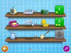 уровни игры Lost Head для iPad
