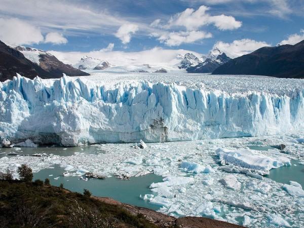 Скачать заснеженную Аргентину