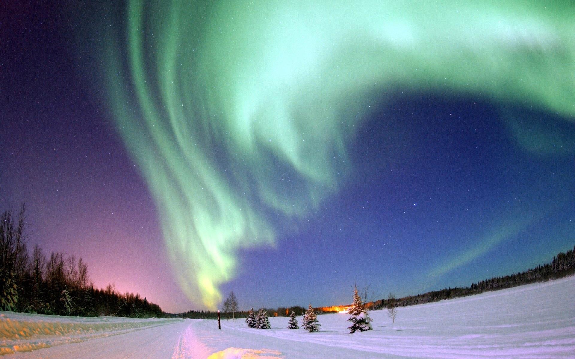 Северный полюс на десктоп