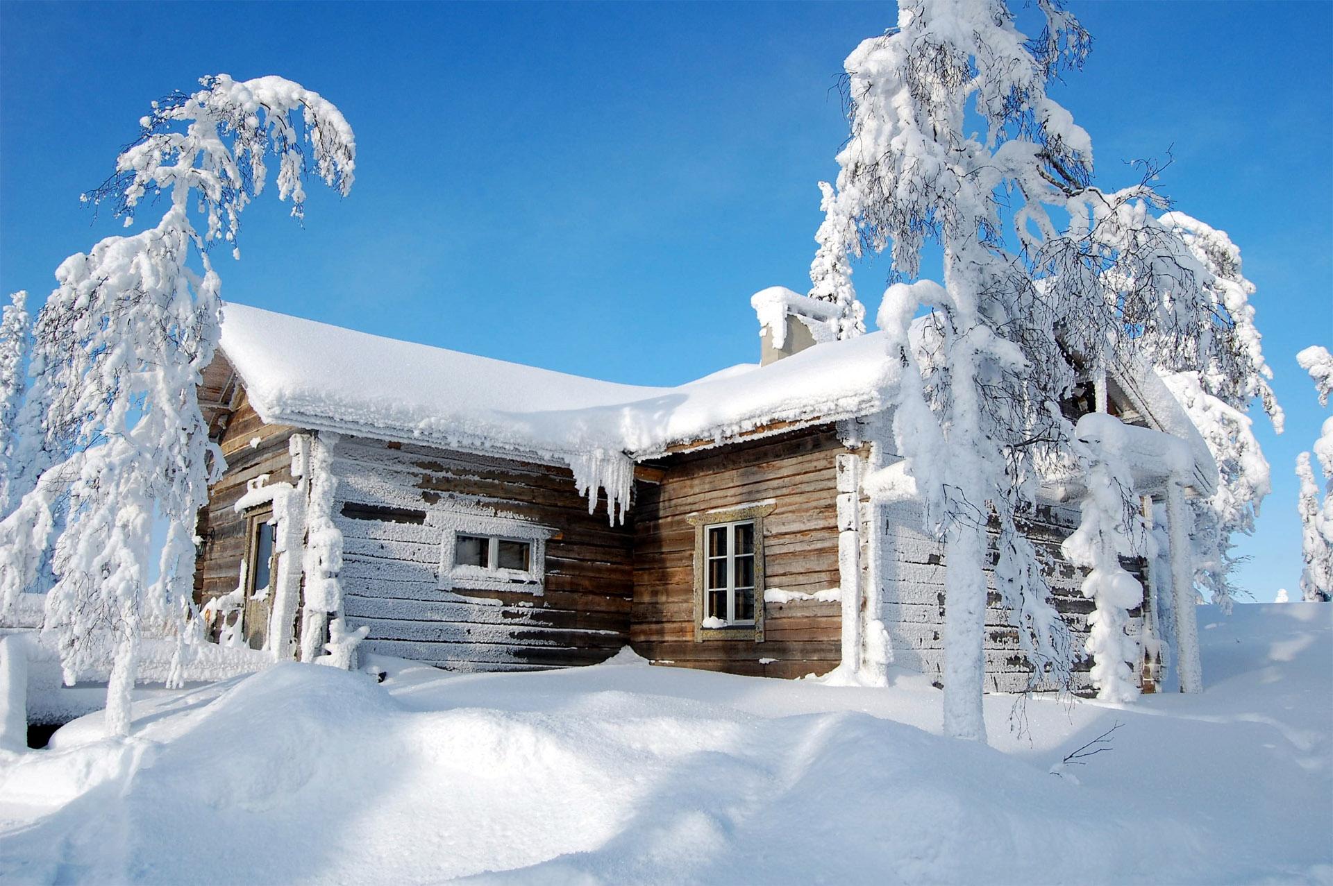 Зимние обои 2013 — укрась свой рабочий