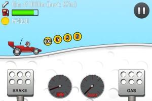 Уровни в игре Hill Climb Racing