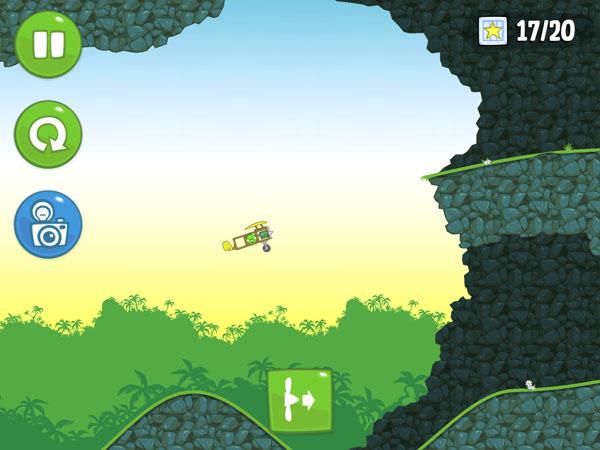 уровни игры Bad Piggies для iPhone
