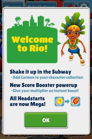 Subway Surfers Rio