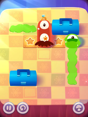 уровни игры Pudding Monsters для iOS