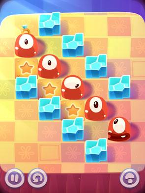 уровни игры Pudding Monsters для iOS