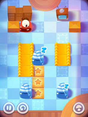 уровни игры Pudding Monsters для iPhone