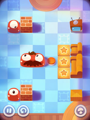 уровни игры Pudding Monsters для iPad