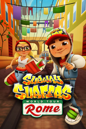 subway surfers в риме