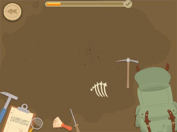 Археолог-Jurassic-Life-1